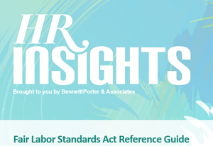 HR Insights - FLSA Reference Guide